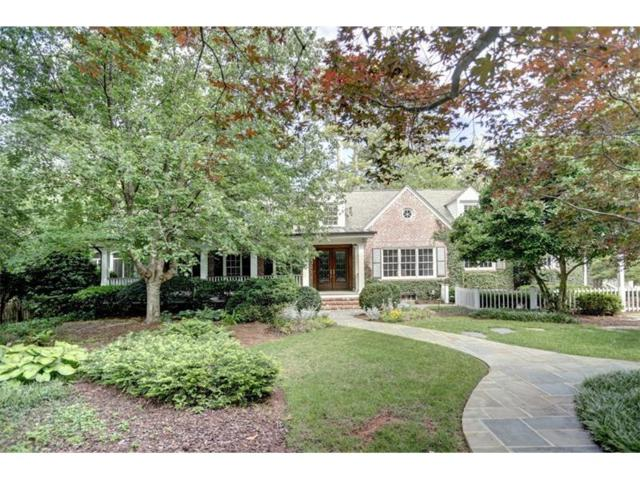 4364 E Brookhaven Drive NE, Atlanta, GA 30319 (MLS #5862111) :: North Atlanta Home Team