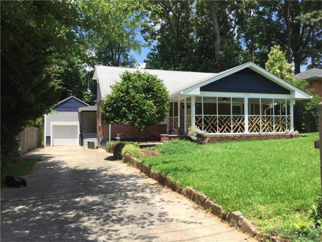 2396 Greylock Place, Decatur, GA 30030 (MLS #5862159) :: North Atlanta Home Team