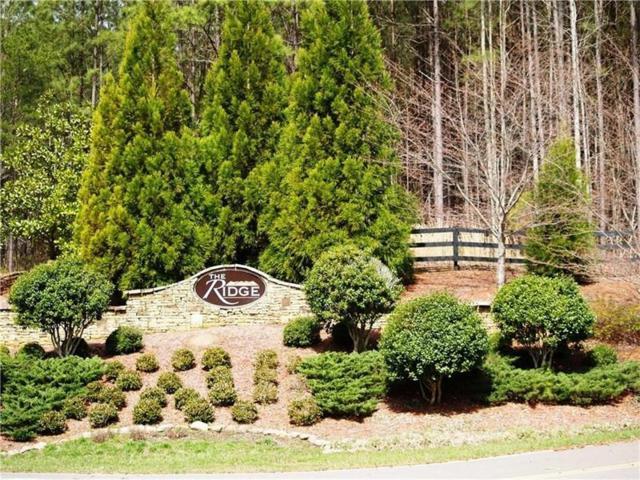 Lot 29 Incline Drive, Jasper, GA 30143 (MLS #5862176) :: North Atlanta Home Team