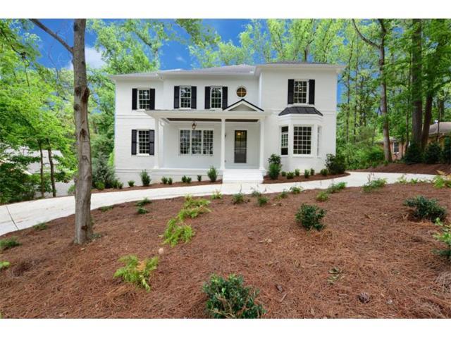 3133 Towerview Drive NE, Atlanta, GA 30324 (MLS #5862193) :: North Atlanta Home Team