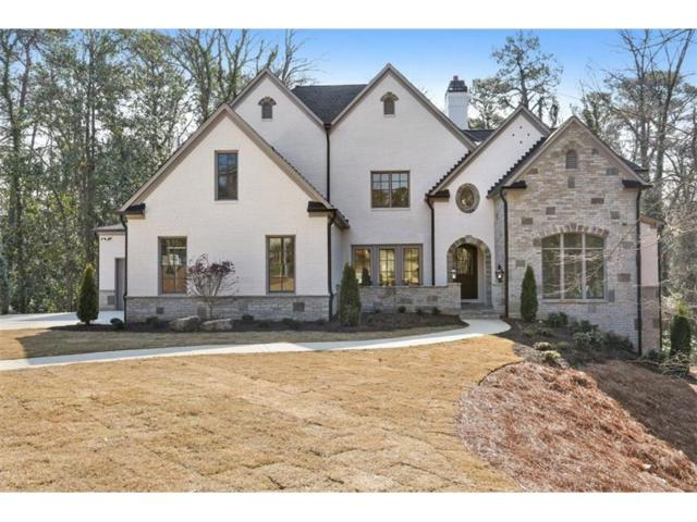 4001 Whittington Drive, Atlanta, GA 30342 (MLS #5862195) :: North Atlanta Home Team