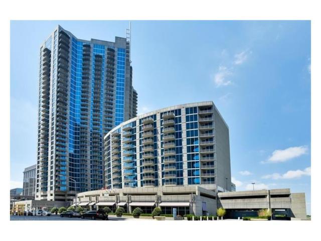 400 W Peachtree Street NW #3208, Atlanta, GA 30308 (MLS #5862266) :: North Atlanta Home Team