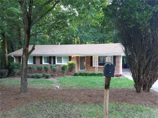 770 Aline Drive NW, Atlanta, GA 30318 (MLS #5862267) :: North Atlanta Home Team