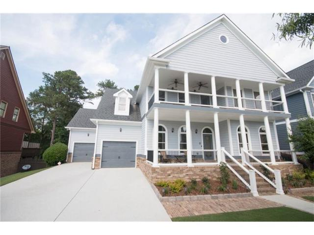 490 Warm Springs Court, Loganville, GA 30052 (MLS #5862290) :: North Atlanta Home Team