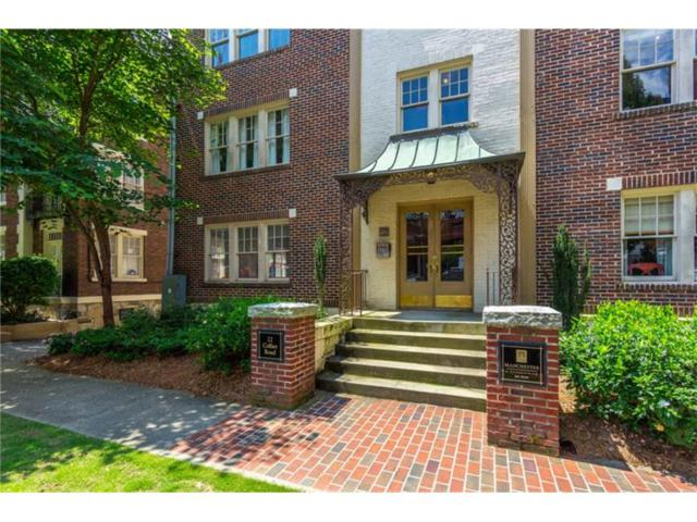 22 Collier Road NW #4, Atlanta, GA 30309 (MLS #5862351) :: North Atlanta Home Team