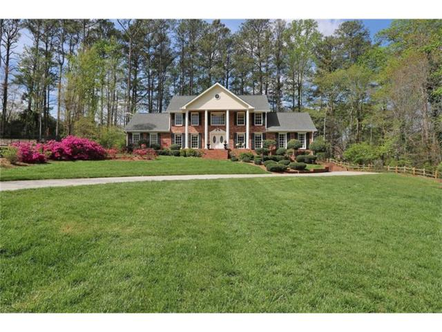 3579 NW Bozeman Lake Road NW, Kennesaw, GA 30144 (MLS #5862443) :: North Atlanta Home Team