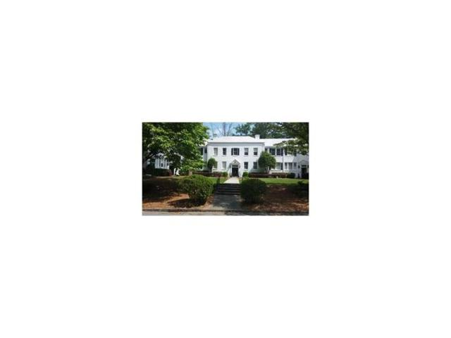 21 Peachtree Memorial Drive NW #7, Atlanta, GA 30309 (MLS #5862449) :: North Atlanta Home Team