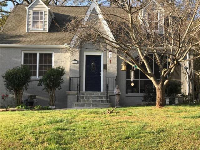 1291 Jefferson Avenue, East Point, GA 30344 (MLS #5862515) :: North Atlanta Home Team