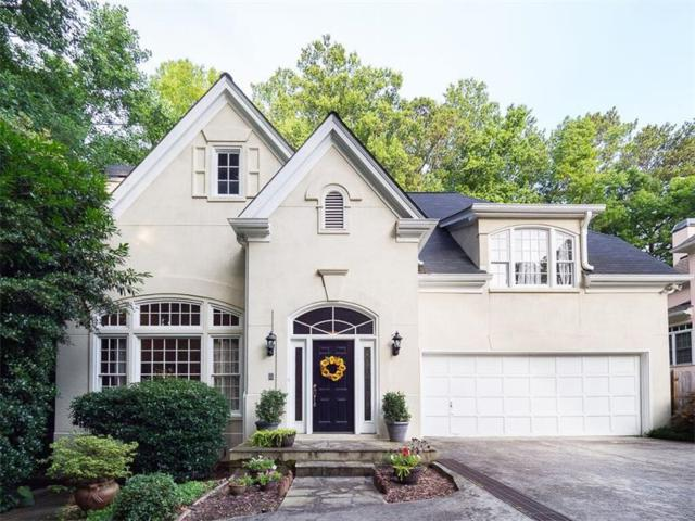 4504 Woodhaven NE, Marietta, GA 30067 (MLS #5862534) :: North Atlanta Home Team