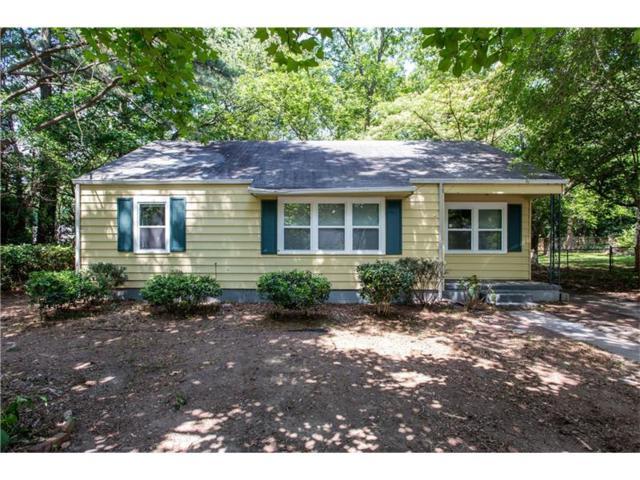 1952 Alexander Street, Smyrna, GA 30080 (MLS #5862613) :: North Atlanta Home Team