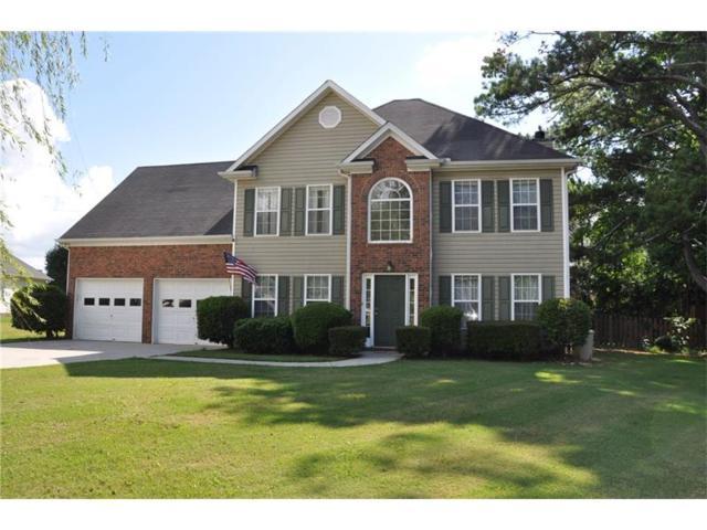 3979 Saint George Terrace SW, Powder Springs, GA 30127 (MLS #5862616) :: North Atlanta Home Team