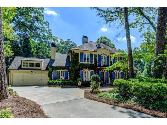 4655 Millbrook Drive NW, Atlanta, GA 30327 (MLS #5862622) :: North Atlanta Home Team