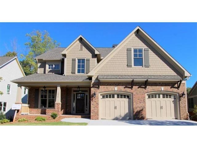 1836 Stone Bridge Way, Marietta, GA 30064 (MLS #5862631) :: North Atlanta Home Team