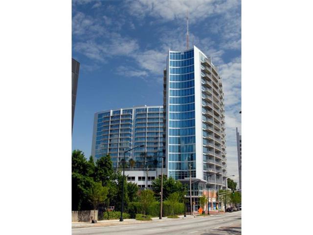 950 W Peachtree Street NW #801, Atlanta, GA 30309 (MLS #5862692) :: North Atlanta Home Team