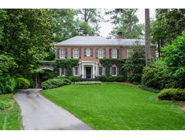 998 Stovall Boulevard NE, Atlanta, GA 30319 (MLS #5862693) :: North Atlanta Home Team