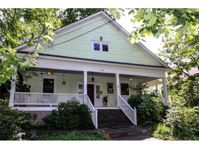144 Jefferson Place, Decatur, GA 30030 (MLS #5862732) :: North Atlanta Home Team