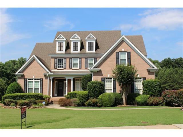 1435 Highland Lake Drive, Lawrenceville, GA 30045 (MLS #5862781) :: North Atlanta Home Team