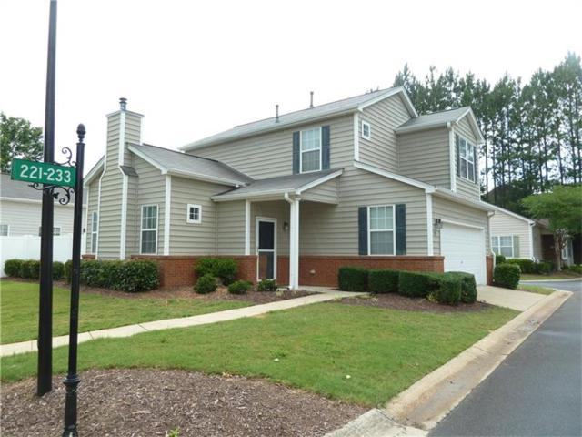 221 Windcroft Circle, Acworth, GA 30101 (MLS #5863028) :: North Atlanta Home Team