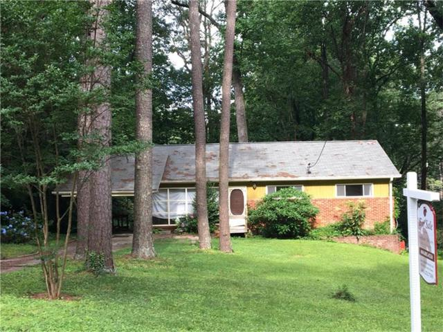 2436 Wawona Drive, Brookhaven, GA 30319 (MLS #5863060) :: North Atlanta Home Team