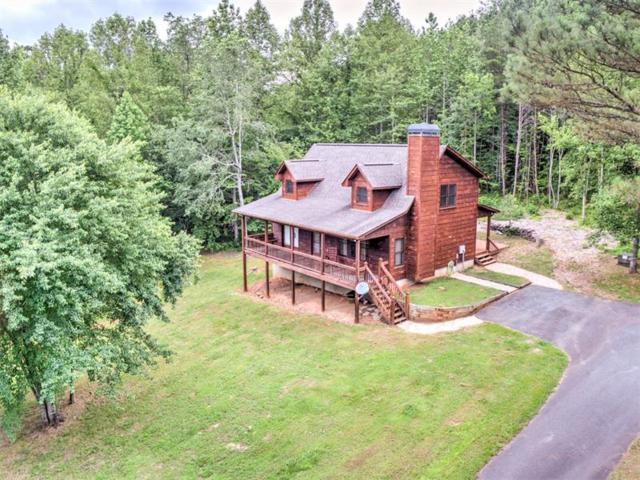 866 E Ridge Lane, Ellijay, GA 30536 (MLS #5863178) :: North Atlanta Home Team