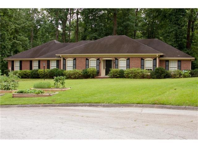 2573 Grand Prix Court NE, Atlanta, GA 30345 (MLS #5863279) :: North Atlanta Home Team