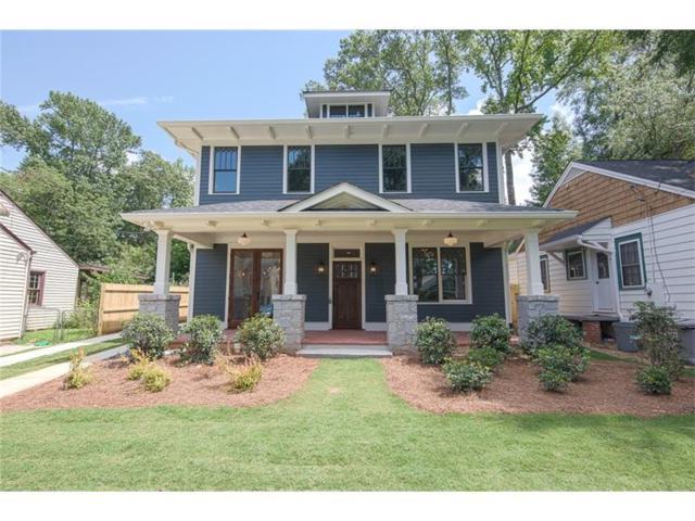 239 Greenwood Circle, Decatur, GA 30030 (MLS #5863338) :: North Atlanta Home Team