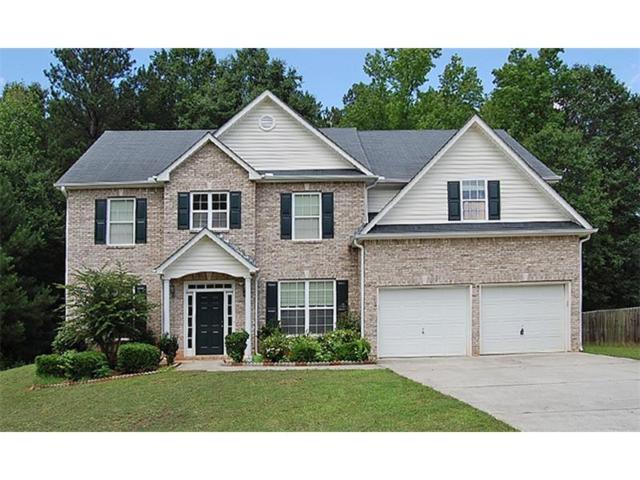 4929 Brown Leaf Drive, Powder Springs, GA 30127 (MLS #5863356) :: North Atlanta Home Team