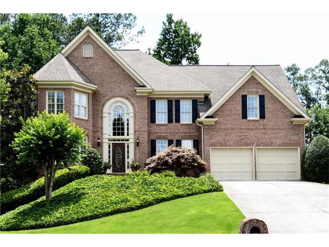 5200 Blue Yarrow Run, Peachtree Corners, GA 30092 (MLS #5863426) :: North Atlanta Home Team
