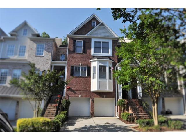 5855 Riverstone Circle #18, Atlanta, GA 30339 (MLS #5863441) :: North Atlanta Home Team