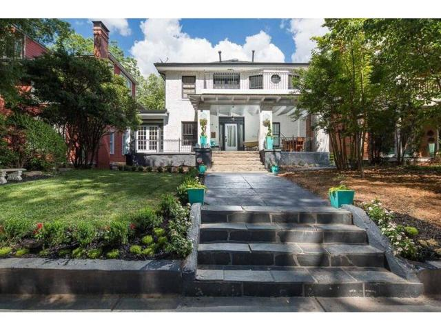 787 Myrtle Street NE, Atlanta, GA 30308 (MLS #5863456) :: The Hinsons - Mike Hinson & Harriet Hinson
