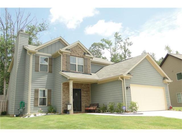 1130 Paramount Drive, Mcdonough, GA 30253 (MLS #5863472) :: North Atlanta Home Team
