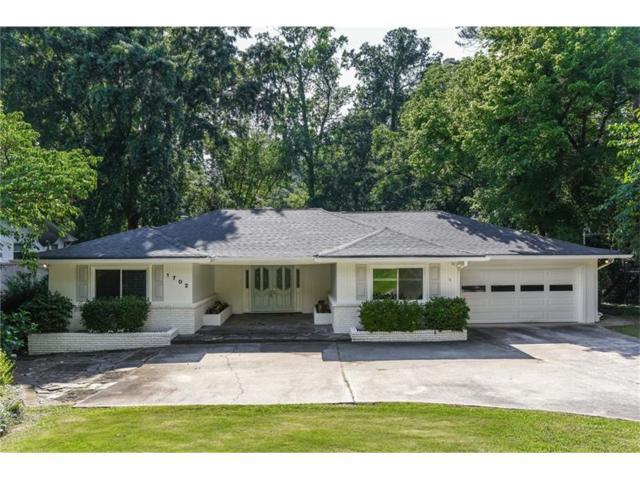 1702 Dunwoody Place NE, Brookhaven, GA 30324 (MLS #5863495) :: North Atlanta Home Team