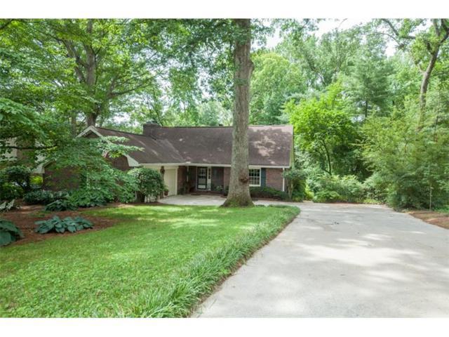 4251 Tuckersham Lane, Tucker, GA 30084 (MLS #5863512) :: North Atlanta Home Team