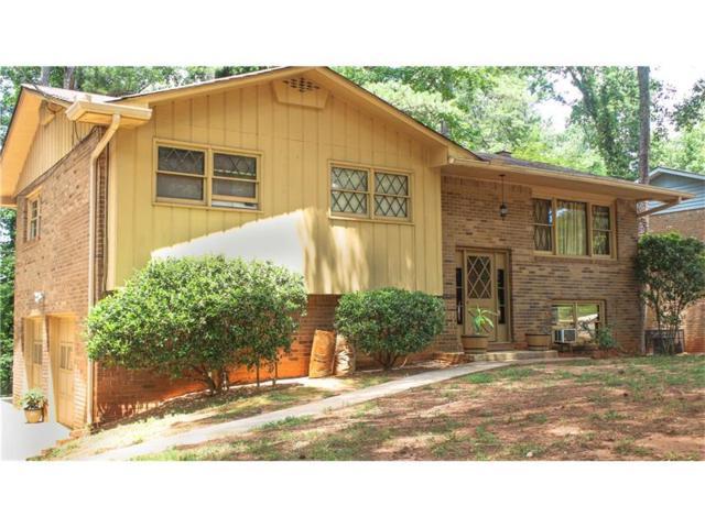 3603 Concordia Road, Decatur, GA 30034 (MLS #5863517) :: North Atlanta Home Team