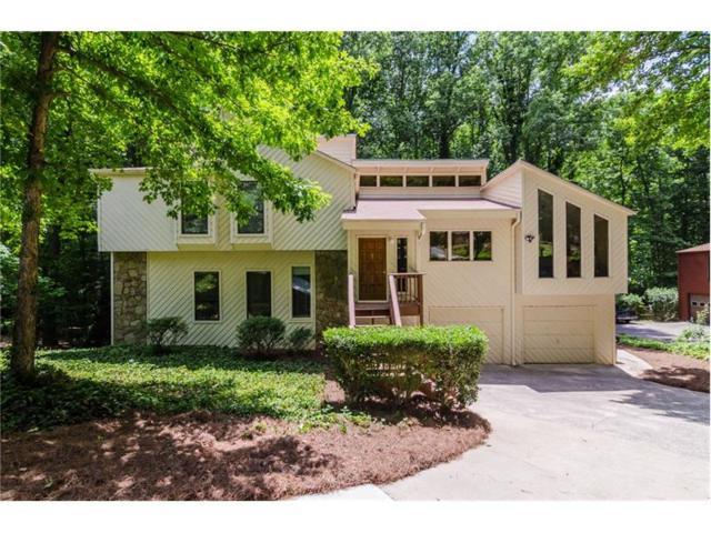 2673 Tritt Springs Trace NE, Marietta, GA 30062 (MLS #5863525) :: North Atlanta Home Team