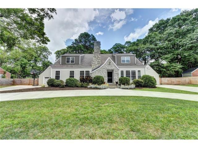 364 Hooper Street SE, Atlanta, GA 30317 (MLS #5863538) :: North Atlanta Home Team