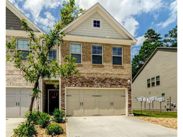 1637 Paxton Drive SW, Lilburn, GA 30047 (MLS #5863664) :: North Atlanta Home Team