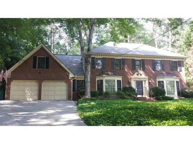 415 Spindle Court, Sandy Springs, GA 30350 (MLS #5863665) :: North Atlanta Home Team