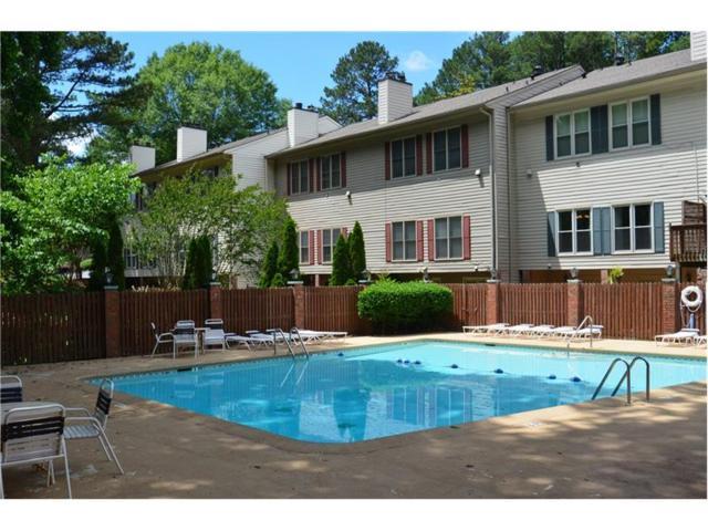 203 Brandywine Circle #203, Sandy Springs, GA 30350 (MLS #5863699) :: North Atlanta Home Team