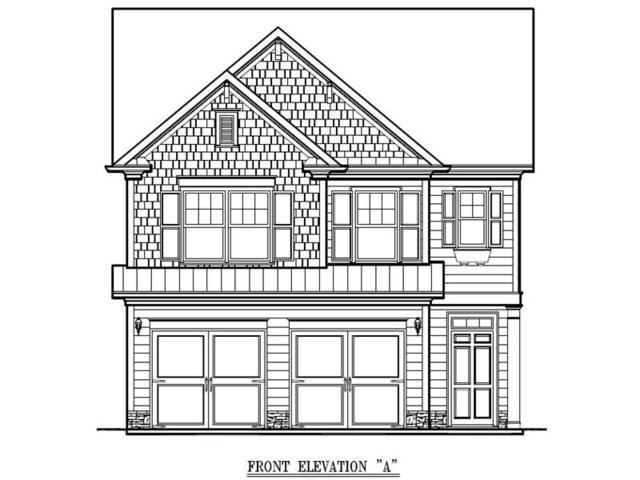 7104 Skippingstone Way, Douglasville, GA 30134 (MLS #5863750) :: North Atlanta Home Team