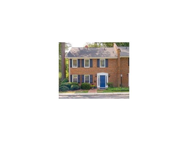 4620 Wieuca Road NE #46, Atlanta, GA 30342 (MLS #5863801) :: North Atlanta Home Team
