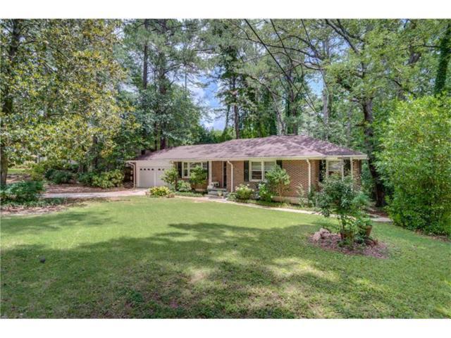 3103 Majestic Circle, Avondale Estates, GA 30002 (MLS #5863805) :: North Atlanta Home Team