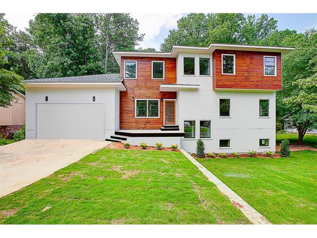 2556 Octavia Lane, Marietta, GA 30062 (MLS #5863887) :: North Atlanta Home Team