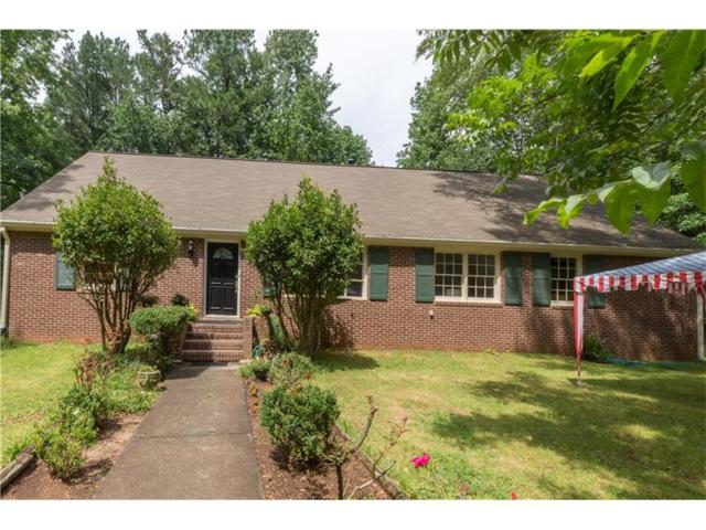 252 Summit Ridge Drive, Lawrenceville, GA 30046 (MLS #5863966) :: North Atlanta Home Team