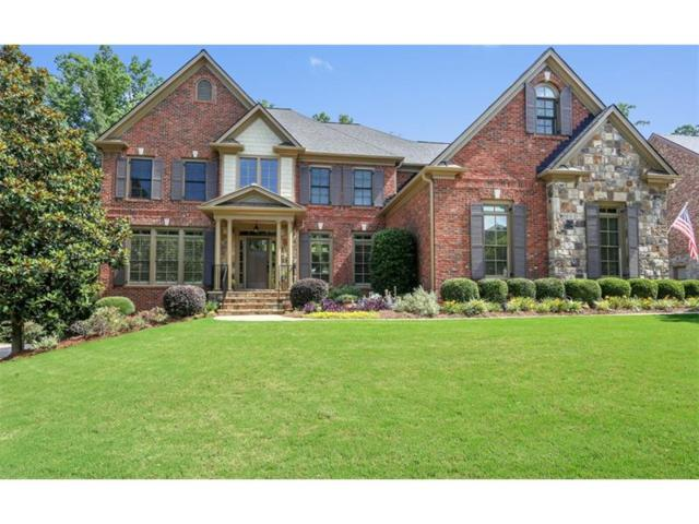 2118 Ellis Farm Drive, Marietta, GA 30064 (MLS #5864025) :: North Atlanta Home Team