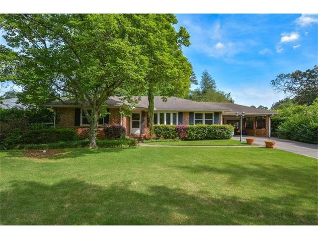 1754 Arrowhead Trail NE, Atlanta, GA 30345 (MLS #5864092) :: North Atlanta Home Team