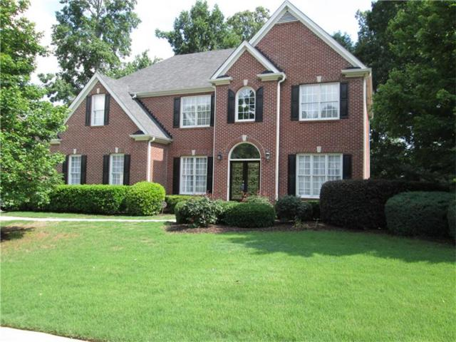 4218 Rockpoint Drive NW, Kennesaw, GA 30152 (MLS #5864111) :: North Atlanta Home Team