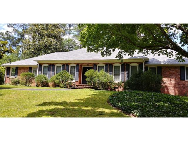 680 Glenairy Drive, Sandy Springs, GA 30328 (MLS #5864178) :: North Atlanta Home Team