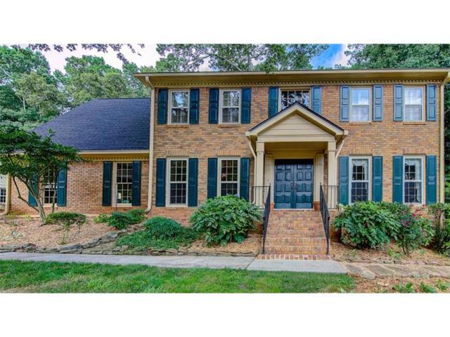 5531 Reston Court, Dunwoody, GA 30338 (MLS #5864273) :: North Atlanta Home Team