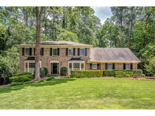 4741 Pine Acres Court, Dunwoody, GA 30338 (MLS #5864300) :: North Atlanta Home Team